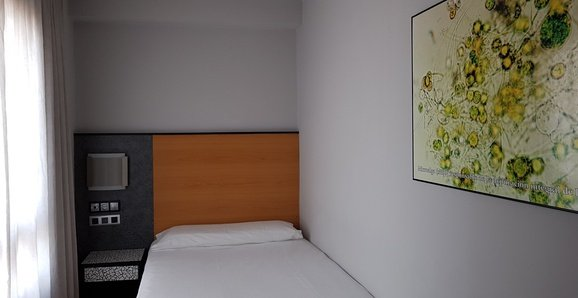 Single Room City House Pathos Gijón Hotel